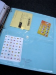 binder plastic sheet protectors with dividers 4 organized home