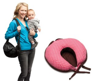 tips for traveling with baby infant gear