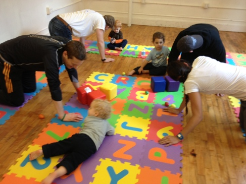 tribeca nyc kids drop-in classes