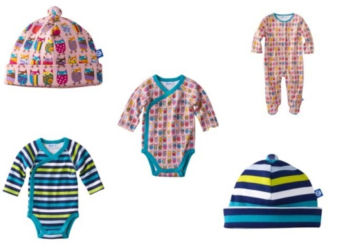 Zutano-blue target organic kids clothing